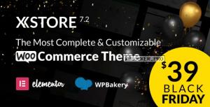 XStore v7.2 – Responsive Multi-Purpose WooCommerce WordPress Theme