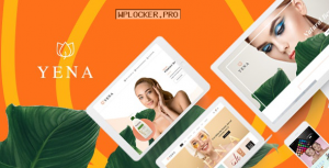 Yena v1.1.1 – Beauty & Cosmetic WooCommerce Theme