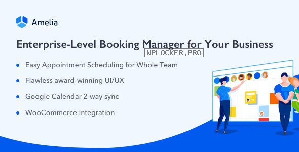 Amelia v3.0.0 – Enterprise-Level Appointment Booking