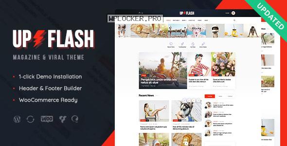 Bazinga v1.1.2 – Magazine & Viral Blog WordPress Theme