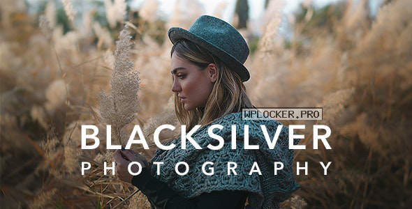Blacksilver v8.4.1 – Photography Theme for WordPress