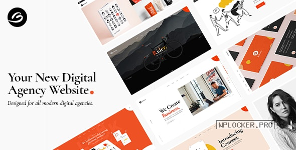 Borgholm v1.0 – Marketing Agency Theme