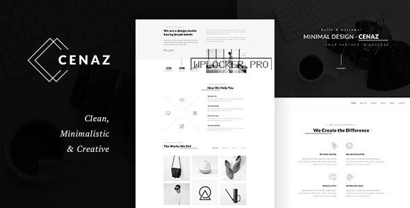CEZAN v1.2.0 – Minimal Multipurpose WordPress Theme