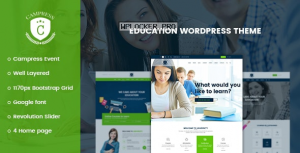 Campress v1.19 – Responsive Education, Courses and Events
