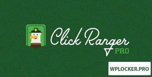Click Ranger Pro v1.1.3 – Start Tracking User Clicks and More!