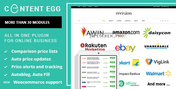 Content Egg v8.2.2 – all in one plugin for Affiliate
