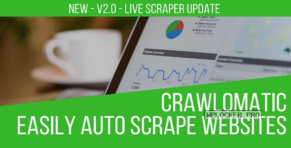Crawlomatic v2.1.0 – Multisite Scraper Post Generator Plugin for WordPress