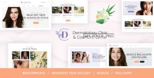 D&C v1.2.3 – Dermatology Clinic & Cosmetology Theme