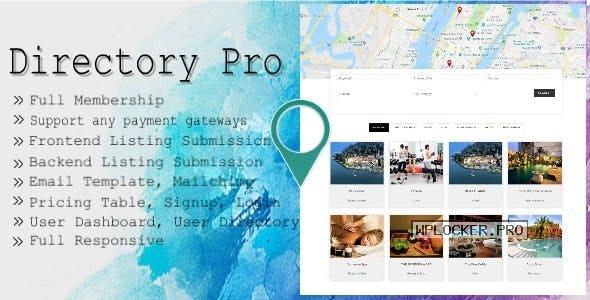 Directory Pro v2.1.8