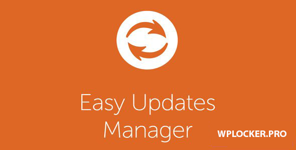 Easy Updates Manager Premium v9.0.7
