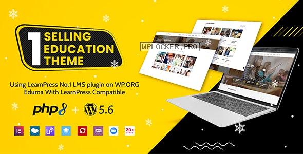 Eduma v4.3.4 – Education WordPress Theme