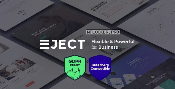 Eject v1.4 – Web Studio & Creative Agency Theme
