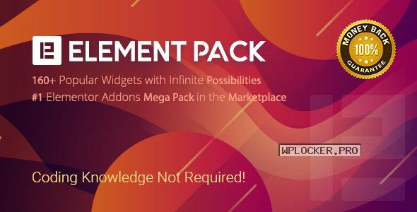 Element Pack v5.6.3 – Addon for Elementor Page Builder