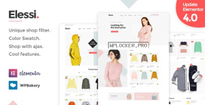 Elessi v4.1.3 – WooCommerce AJAX WordPress Theme – RTL support
