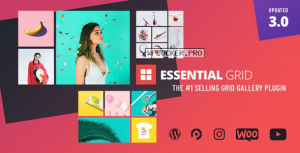 Essential Grid WordPress Plugin v3.0.11