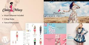 Fashion Woocommerce v2.0 – Responsive Woocommerce Theme