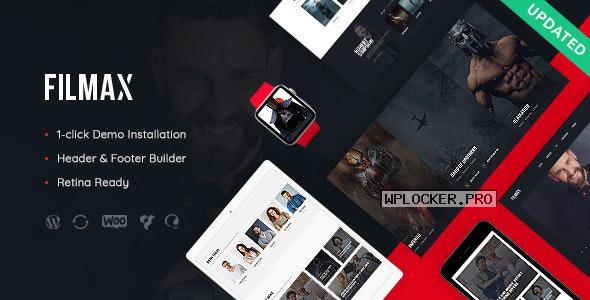 Filmax v1.1.1 – Movie Magazine WordPress Theme