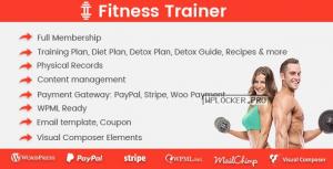 Fitness Trainer v1.5.4 – Training Membership Plugin