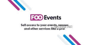 FooEvents for WooCommerce v1.12.14