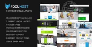 FoxuhHost v1.4 – Shop, Corporate & Web Hosting + WHMCS