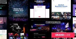 Grand Conference v4.2 – Event WordPress