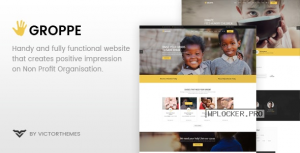 Groppe v2.7 – Nonprofit WordPress Theme