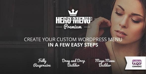 Hero Menu v1.15.1 – Responsive WordPress Mega Menu Plugin