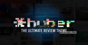 Huber v2.28.2 – Multi-Purpose Review Theme