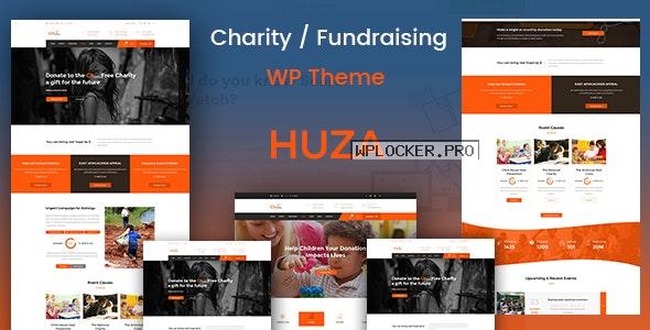 Huza v1.19 – Charity/Fundraising Responsive Theme