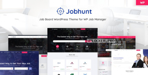 Jobhunt v1.2.6 – Job Board theme for WP Job Manager