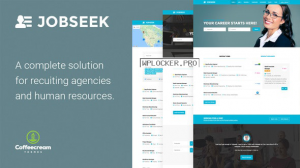 Jobseek v2.2.3 – Job Board WordPress Theme
