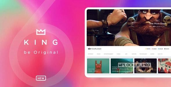 King v6.5 – WordPress Viral Magazine Theme