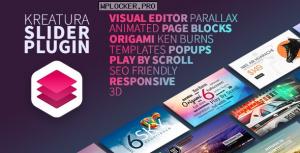 Kreatura v6.11.4 – Slider Plugin for WordPress