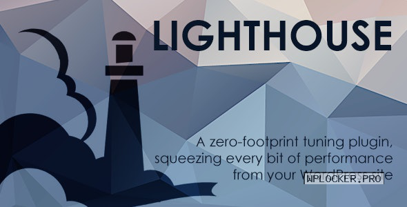 Lighthouse v1.0.1 – Performance tuning plugin