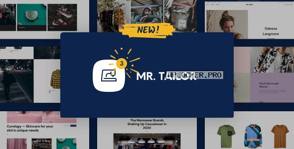 Mr. Tailor v3.0.4 – Responsive WooCommerce Theme