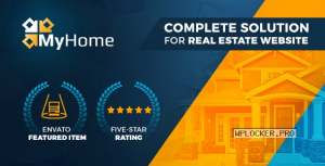 MyHome v3.1.48 – Real Estate WordPress Theme