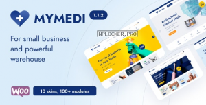 MyMedi v1.1.2 – Responsive WooCommerce WordPress Theme