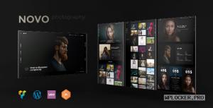 Novo v3.1.6 – Photography WordPress Theme