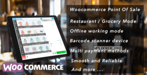 Openpos v4.7.1 – WooCommerce Point Of Sale (POS)