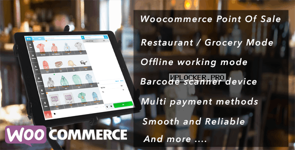 Openpos v4.8.0 – WooCommerce Point Of Sale (POS)