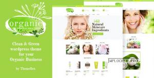 Organic Beauty v1.4.2 – Store & Natural Cosmetics Theme