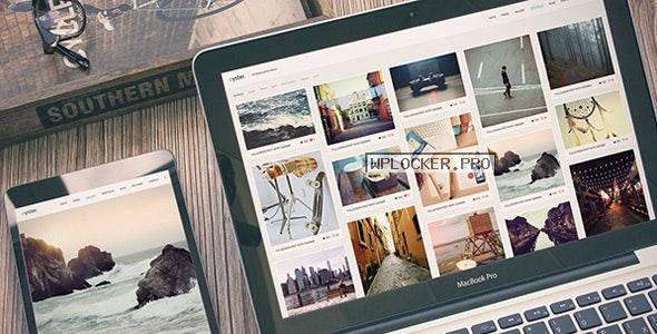 Oyster v4.2.2 – Creative Photo WordPress Theme