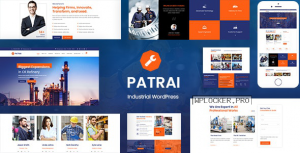 Patrai Industry v1.8 – Industrial WordPress