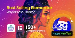Phlox Pro v5.5.5 – Elementor MultiPurpose Theme
