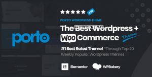 Porto v5.5.5 – Responsive eCommerce WordPress Theme