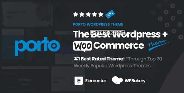 Porto v5.5.5 – Responsive eCommerce WordPress Theme