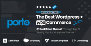 Porto v6.0 – Responsive eCommerce WordPress Theme