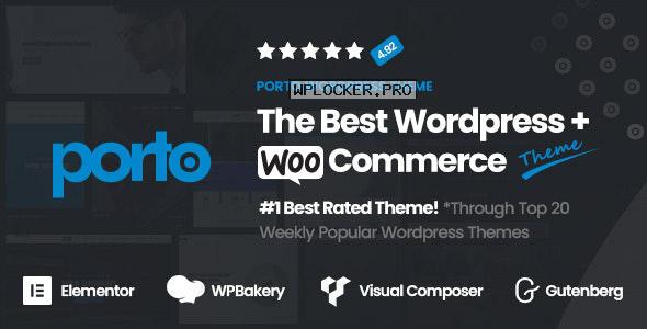 Porto v6.0 – Responsive eCommerce WordPress Theme