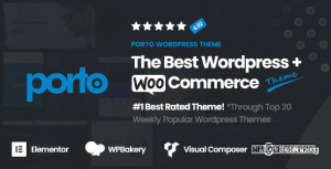 Porto v6.0.2 – Responsive eCommerce WordPress Theme