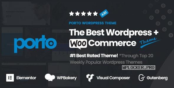 Porto v6.0.3 – Responsive eCommerce WordPress Theme